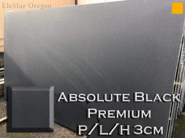 Absolute Black Premium Granite