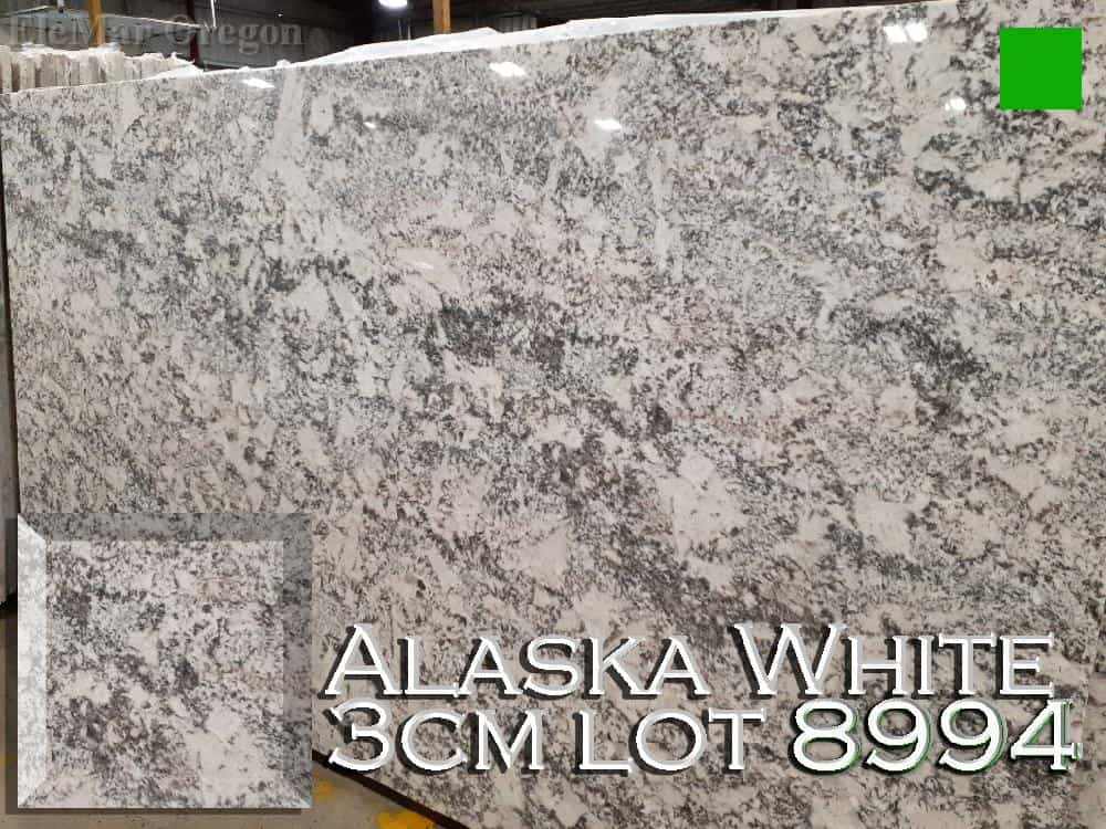 Alaska White Granite Lot 8994