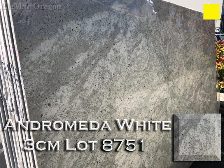 Andromeda White Granite lot 8751