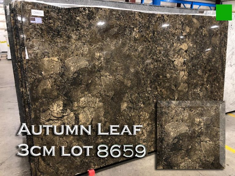 Autumn Leaf Granite 8659