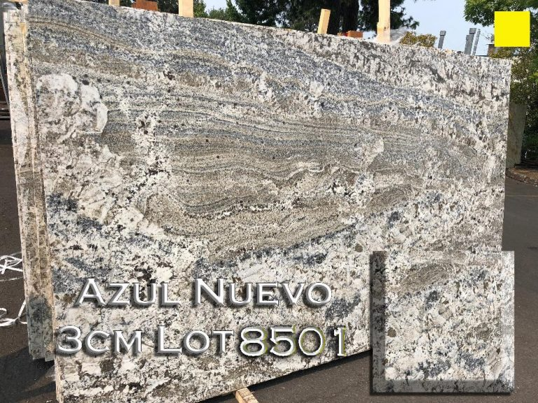 Azul Nuevo Granite Lot 8501