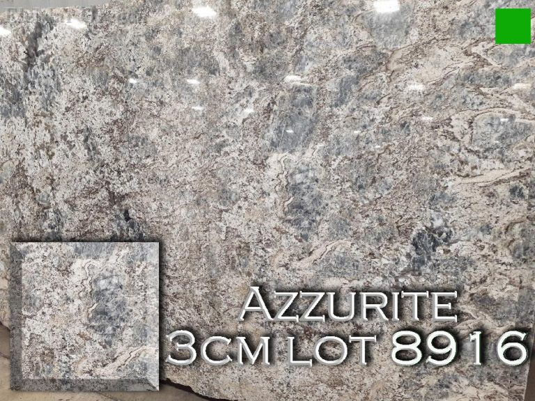 Azzurite Granite lot 8916