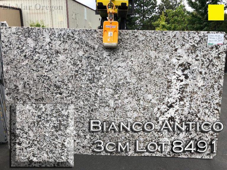 Bianco Antico Granite lot 8491