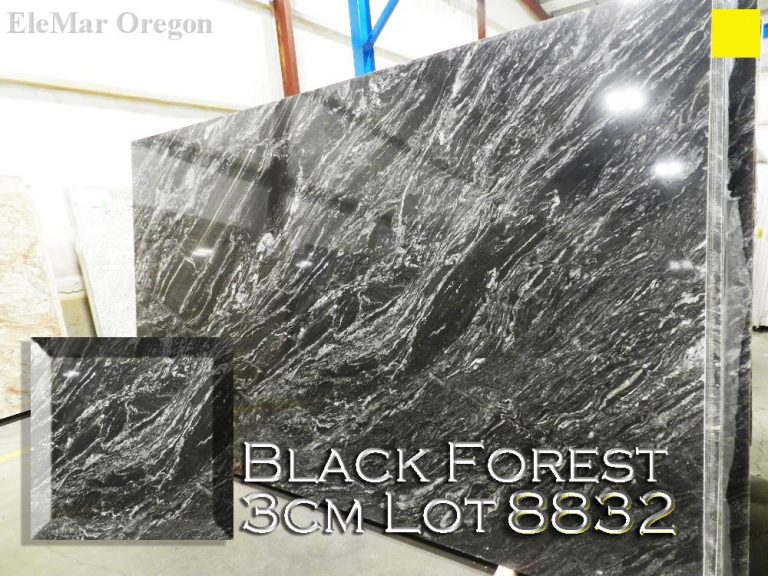 Black Forest Granite lot 8832