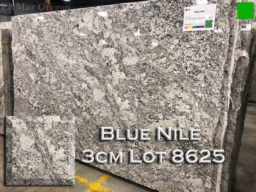 Blue Nile Granite lot 8625