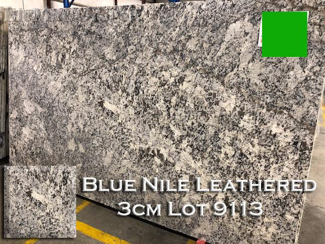 Blue Nile Leathered Granite lot 9113