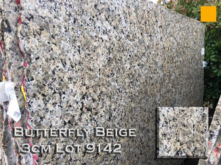 Butterfly Beige Granite lot 9142