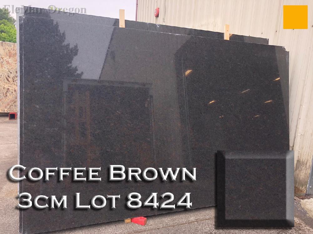 Coffee Brown Granite lot 8424