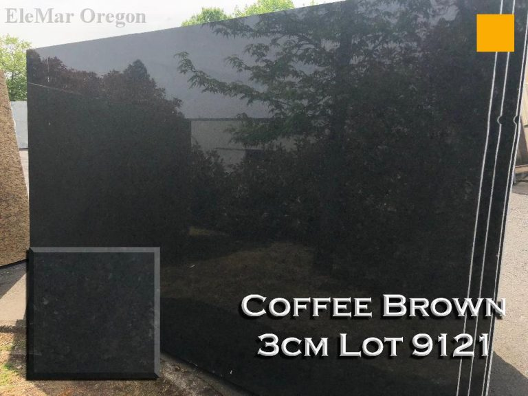 Coffee Brown Granite lot 9121