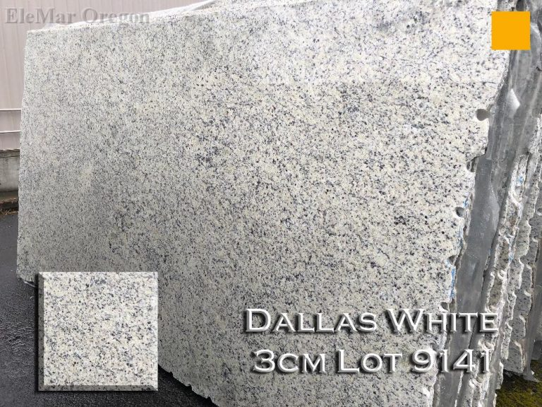 Dallas White Granite lot 9141