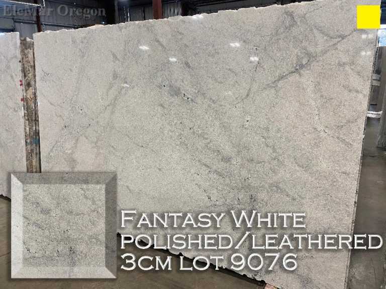 Fantasy White Granite lot 9076