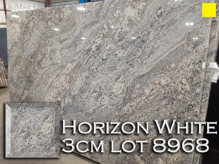 Horizon White Granite lot 8968
