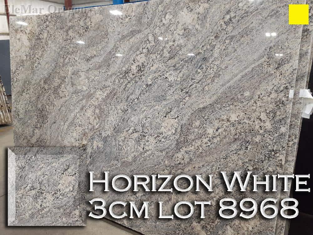 Horizon White Granite lot 8968