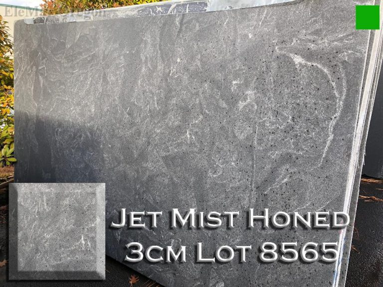 Jet Mist Honed Granite lot 8565