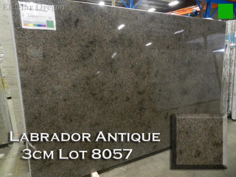 Labrador Antique Granite lot 8057