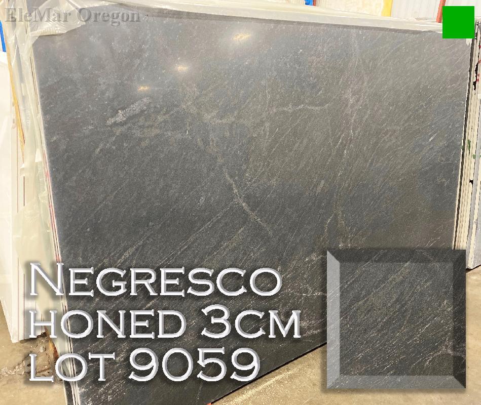 Negresco Granite Honed lot 9059