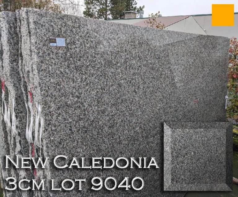 New Caledonia Granite lot 9040