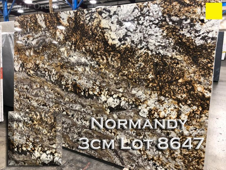 Normandy Granite lot 8647
