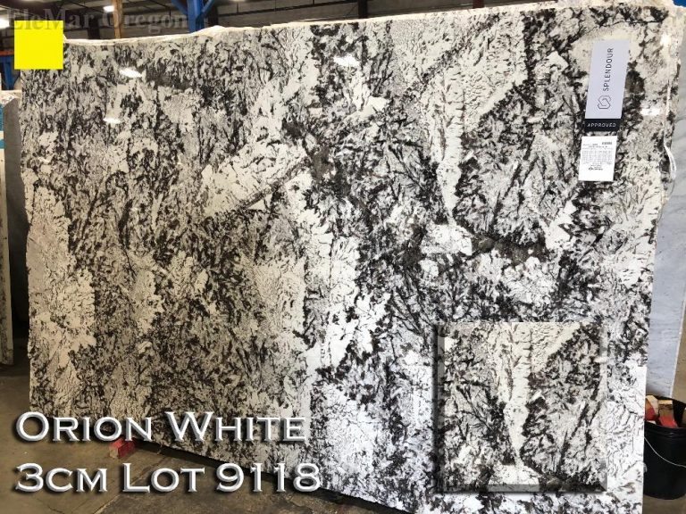 Orion White Granite lot 9118