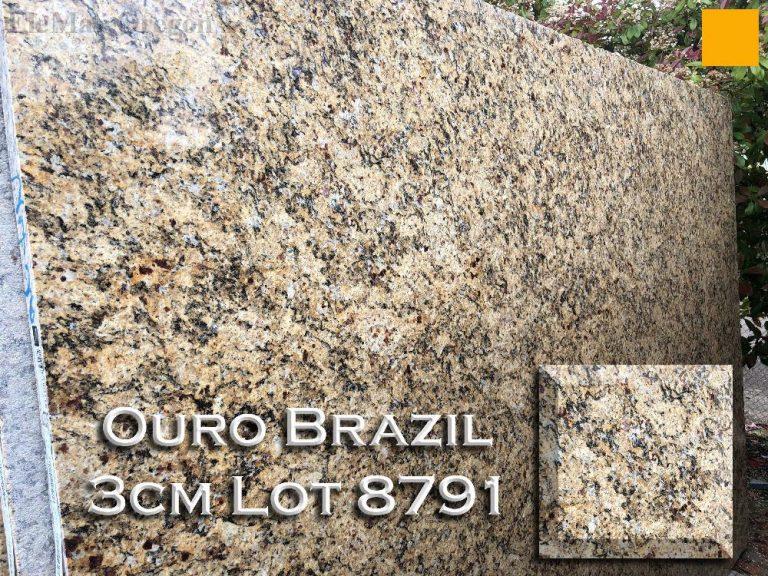 Ouro Brazil Granite lot 8791
