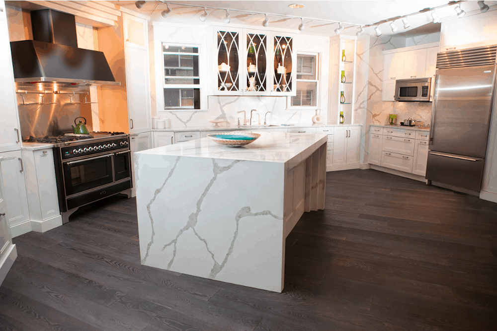 Calacatta Polished Pental Quartz