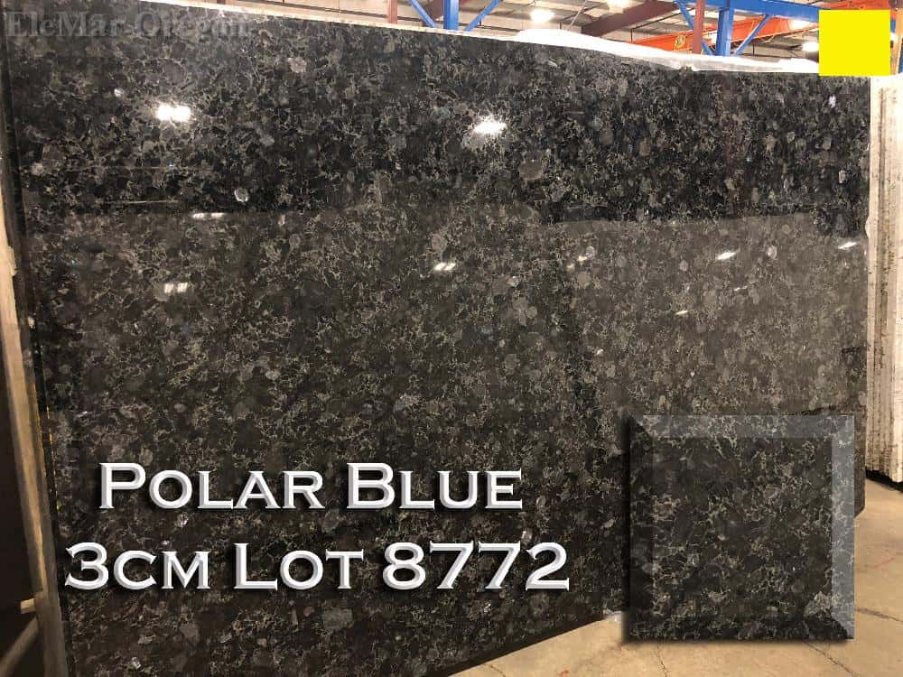 Polar Blue Granite lot 8772