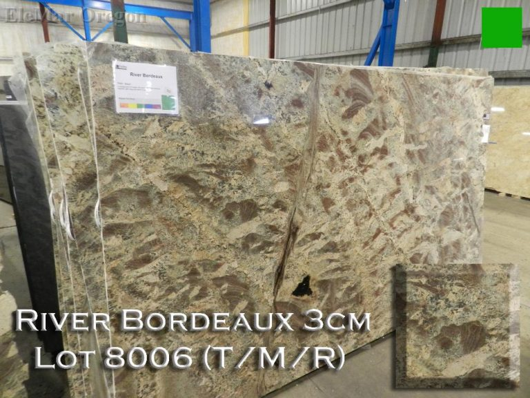 River Bordeaux Granite lot 8006