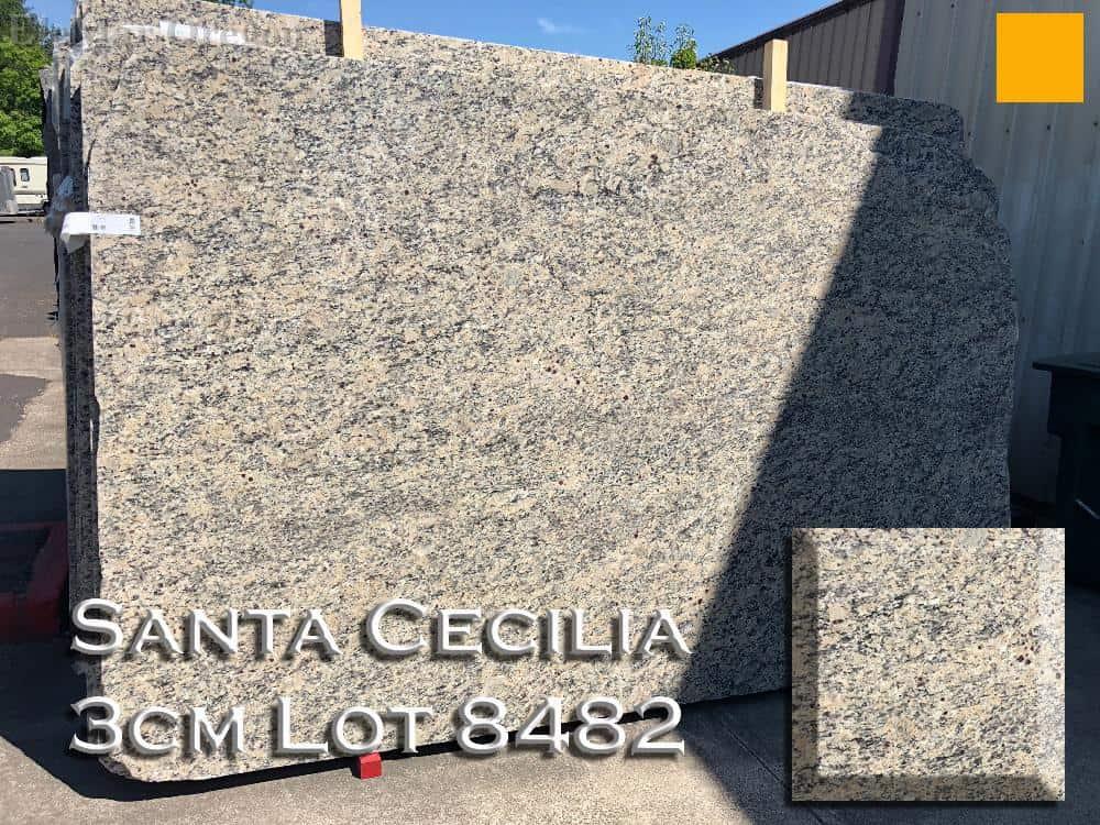 Santa Cecilia Granite lot 8482