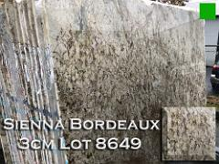 Sienna Bordeaux Granite lot 8649