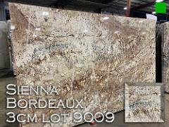 Sienna Bordeaux Granite lot 9009