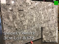 Smokey White Granite lot 8372