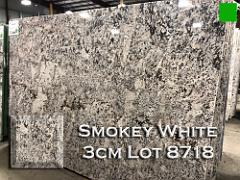 Smokey White Granite lot 8718