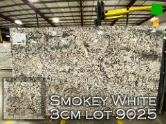 Smokey White Granite lot 9025