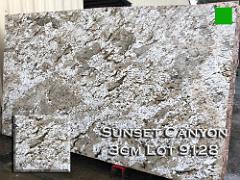 Sunset Canyon Granite lot 9128