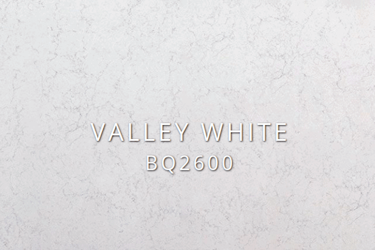 Valley White Pental Quartz