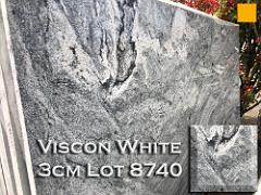 Viscon White Granite lot 8740