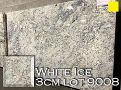 White Ice Granite lot 9008
