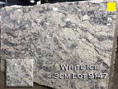 White Ice Granite lot 9147